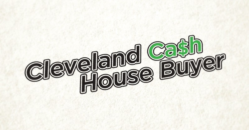 Cleveland Cash House Buyer logo